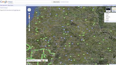 Read more about the article Google Maps hat sein Menu aufgemotzt und erweitert aber auch unübersichtlich verschlimmbessert
