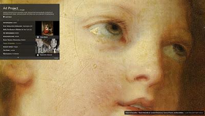 Read more about the article Das Google Art Projekt ist online. Besuchen Sie zahlreiche berühmte Museum via Streetview