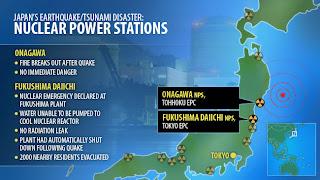 Read more about the article LIVE! Offizielle Presseseite des AKW Fukushima Deeichi informiert über einzelne Ereignisse im Minutentakt