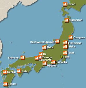 Read more about the article Strömungsfilm des Windes zeigt das Wind aus Fukushima heute in Richtung Tokio weht