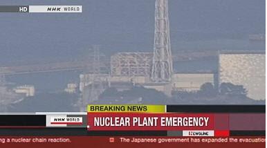 Read more about the article Nach der Explosion steht das Reaktorgebäude ohne Außenhülle noch!
