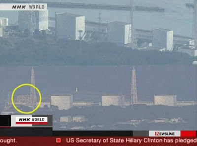 Read more about the article EIL! Video zeigt Explosion des Reaktorgebäudes Fukuschima 1 – Es sieht schlimm aus!