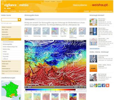 Read more about the article Wetter Strömungsfilm für Japan und Asien