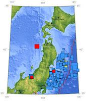 Read more about the article EIL: USGS meldet weiteres Erdbeben der Stärke 6.6 vor der Westküste Japans.