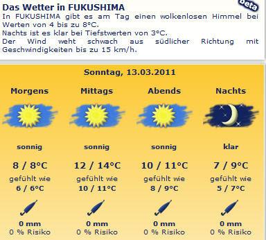 Read more about the article Rauchwolken der Explosion des Atomreaktors Fukushima ziehen nördlich aufs Meer!