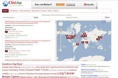 Read more about the article Finden Sie dank ClisMap zahlreiche klinische Studien weltweit