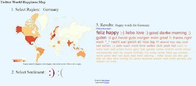 Read more about the article Twitter beweißt das Deutschland das glücklichstes Land der Welt ist