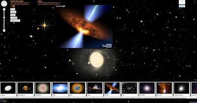 Read more about the article Sky Map – Dank astronomische Videos auf Google Sky spannende Ereignisse im Universum sehen