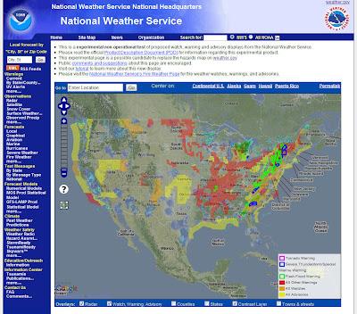 Read more about the article Wettervideos und Informationen zu der beispiellosen Tornadoserie in den USA