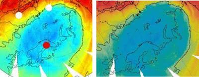 Read more about the article Hat BILD ein Ozonloch gemalt? Auf REUTERS sieht die gleiche Karte deutlich harmloser aus!