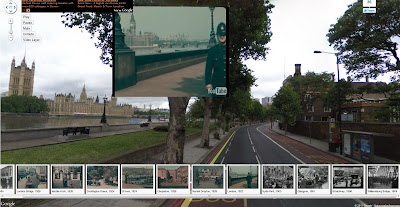 Read more about the article Zeitreise mit Google Maps und YouTube durch London, Glasgow und New York