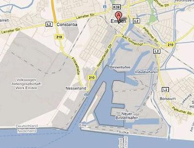 Read more about the article Google Maps sieht besser aus! Tele-Atlas korrigiert deutsch-niederländische Grenze