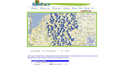 Read more about the article CamperPark.PL – Campingplätze in Deutschland finden