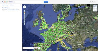 Read more about the article Google Maps zeigt an sofort Staus- und Verkehrslagen in 12 europäischen Ländern