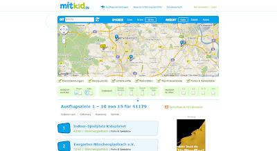Read more about the article mitkid.de – Freizeitführer für Kinder und Jugendliche