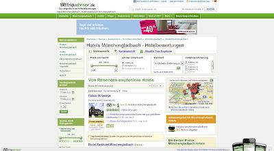Read more about the article tripadvisor – Weltweite Bewertungen von Locations und Hotels