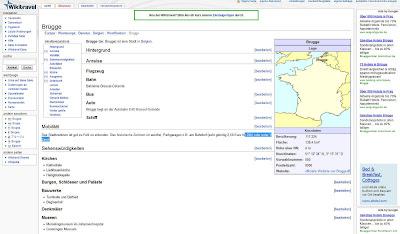 Read more about the article Wikitravel – Wie Wikipedia nur für Reiseziele. Viele einfachen aber gute Informationen