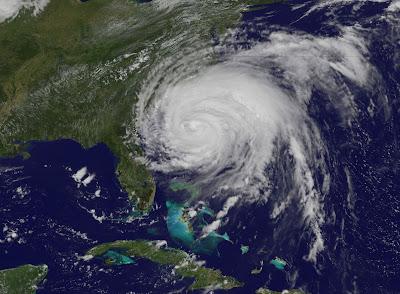 Read more about the article Satellitenbilder und Videos zum Hurricane Irene