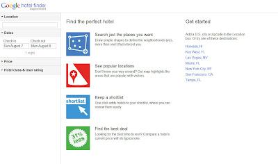 Read more about the article Googles nächster Schritt in der Reisebranche? Jetzt kommt Google Hotel Finder