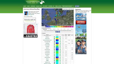 Read more about the article LocalKiteSpots – Wettervorhersage für Kite und Snowkite Plätze in Europa