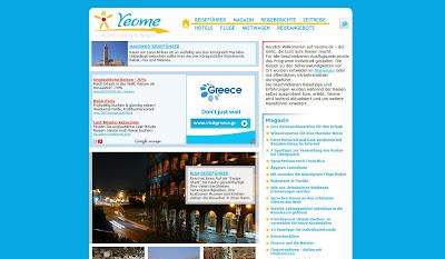 Read more about the article Yeome – Mehr ein Reisemagazin für viele Ziele und Länder auf der Welt