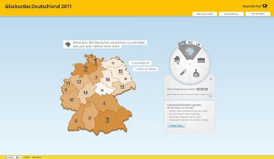 Read more about the article Glückatlas Deutschland 2011 zeigt das wir alle glücklich sind