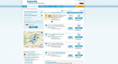 Read more about the article jameda – Finden und bewerten Sie Ärzte