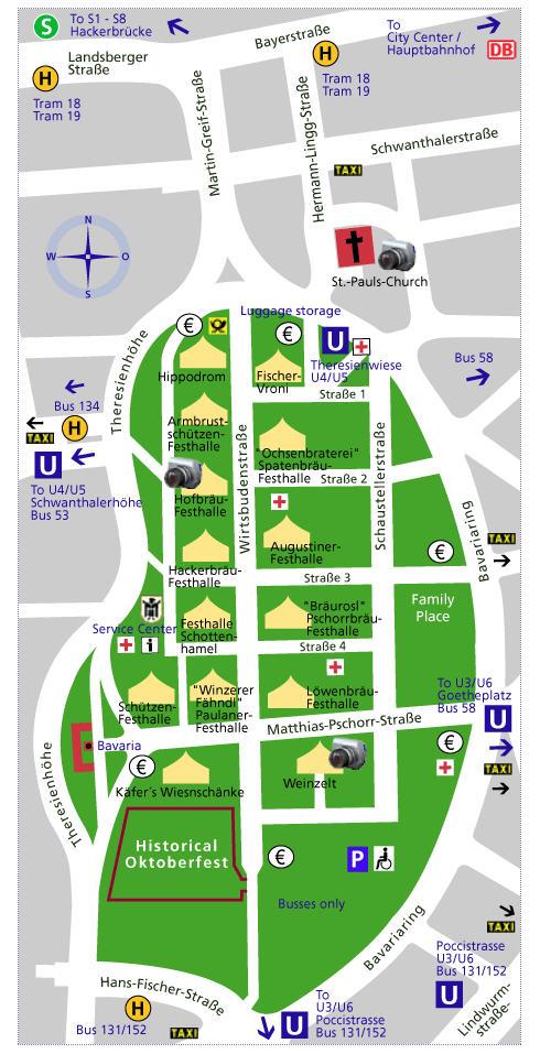 Read more about the article Oktoberfest-TV zeigt aktuelle Oktoberfest Landkarte