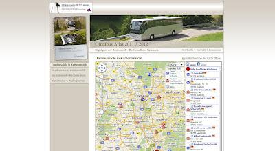 Read more about the article Omnibus Atlas – Ausflugsziele nicht nur für Busreisen