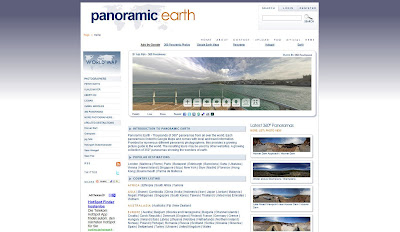 Read more about the article panoramic earth – 1.500 Panoramafotos von der ganzen Welt