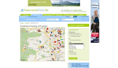 Read more about the article SupermarktCheck.de – Finden Sie Supermärkte in Deutschland