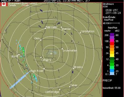 Read more about the article Video zeigt Absturz des UARS-Forschungssatelliten über Calgary (Okotoks) in Kanada