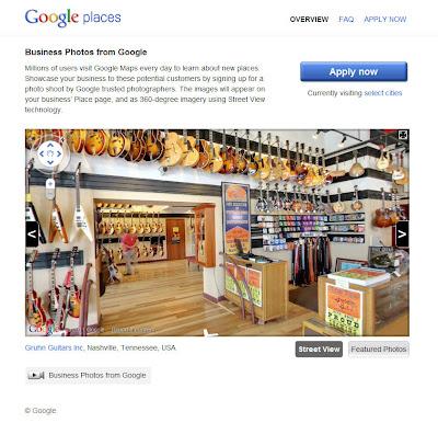 Read more about the article Google Business Photo – Im Locationfinder von Google können bald auch in Deutschland Hotels, Restaurants und Geschäfte Panoramafotos und normale Fotos hochladen
