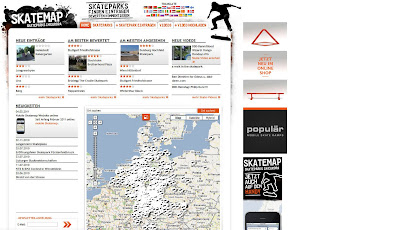Read more about the article SKATEMAP – Skateparks und Skatepots in Mitteleuropa