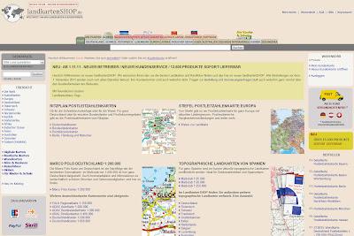 Read more about the article Neustart des LandkartenSHOP – Mit neuen Team und neuen Versand jetzt mit 13.500 Landkarten und Reiseführern die sofort ausliefert werden können