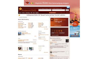 Read more about the article Restaurant-Kritik.de – Der Restaurantführer in Deutschland mit sehr vielen Bewertungen und Kritiken