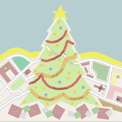 Read more about the article Die Weihnachtsbaumlandkarte