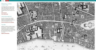 Read more about the article Interaktive Landkarte von London aus dem Jahr 1746