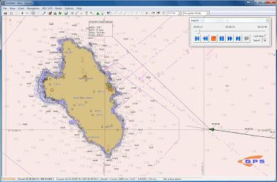 Read more about the article Die vollständige Route der Costa Concordia bis ins kleinste Detail
