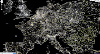 Read more about the article Google Maps bei Nacht