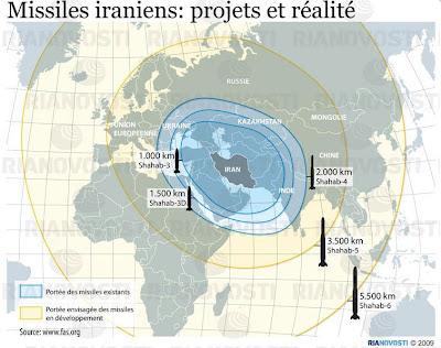 Read more about the article Irans Raketenprogramm – Nur eventuell für Osteuropa eine Gefahr