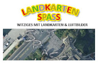 Read more about the article NEU: Landkartenspass – Witziges mit Landkarten und Luftbilder