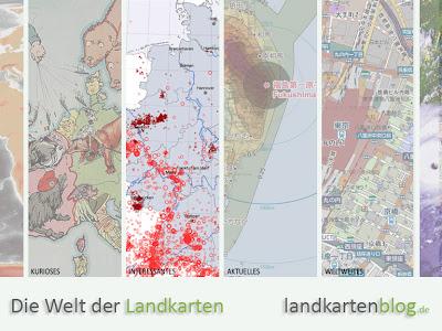 Read more about the article Die Welt der Landkarten