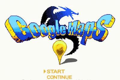 Read more about the article Endlich wieder ein Spiel für die NES von Nintendo! Google Maps als 8-bit Videogame