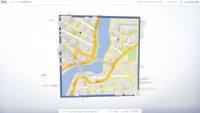 """Read more about the article Google Maps Spiel """"Cube"""" – Navigieren durch Metropolen und das in 3D"""