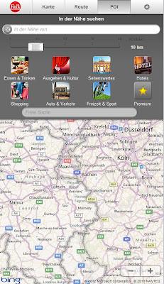 Read more about the article Falk startet freier mobiler Kartendienst und Routenplaner