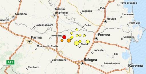 Read more about the article Die Erdbebenserie in Italien im Detail