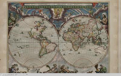 Read more about the article Online: Atlas Blaeu (Atlas Maior) – Nieuwe Atlas (1649)