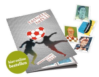 Read more about the article Tschutti heftli – Fußballbilder der Europameisterschaft mal anders