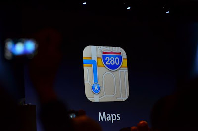 Read more about the article Erste Bilder vom neuen iOS 6 Maps für iPhone und iPad